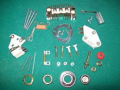 Delco 10SI 10 SI Alternator Rebuild Kit 70 AMP More Hardware