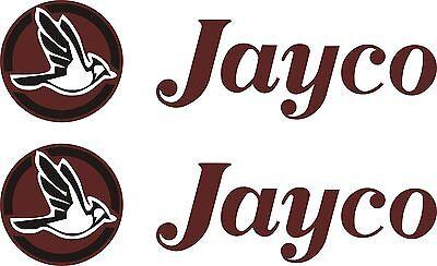 2- Jayco Decals popup RV sticker decal graphic pop up camper