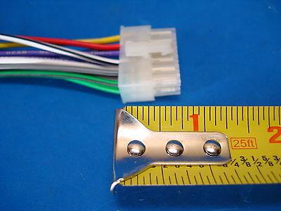 Dual Car Audio 12 Pin Stereo — BCMA