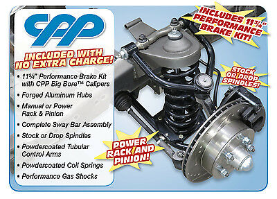 66-67 CHEVY II NOVA FRONT MUSTANG 2 IFS INDEPENDENT FRONT