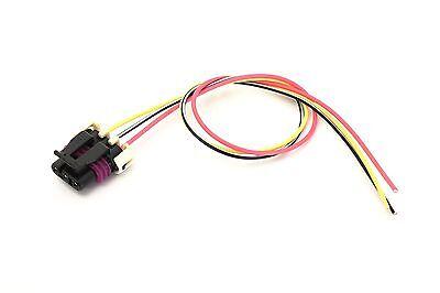 LS1 LT1 GM 3 Wire MAF Mass Air Flow Sensor Wiring Connector