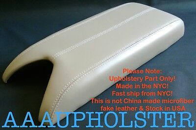 Armrest Center Console Lid Cover PVC Leather For Acura RDX Lt - Acura rdx console cover