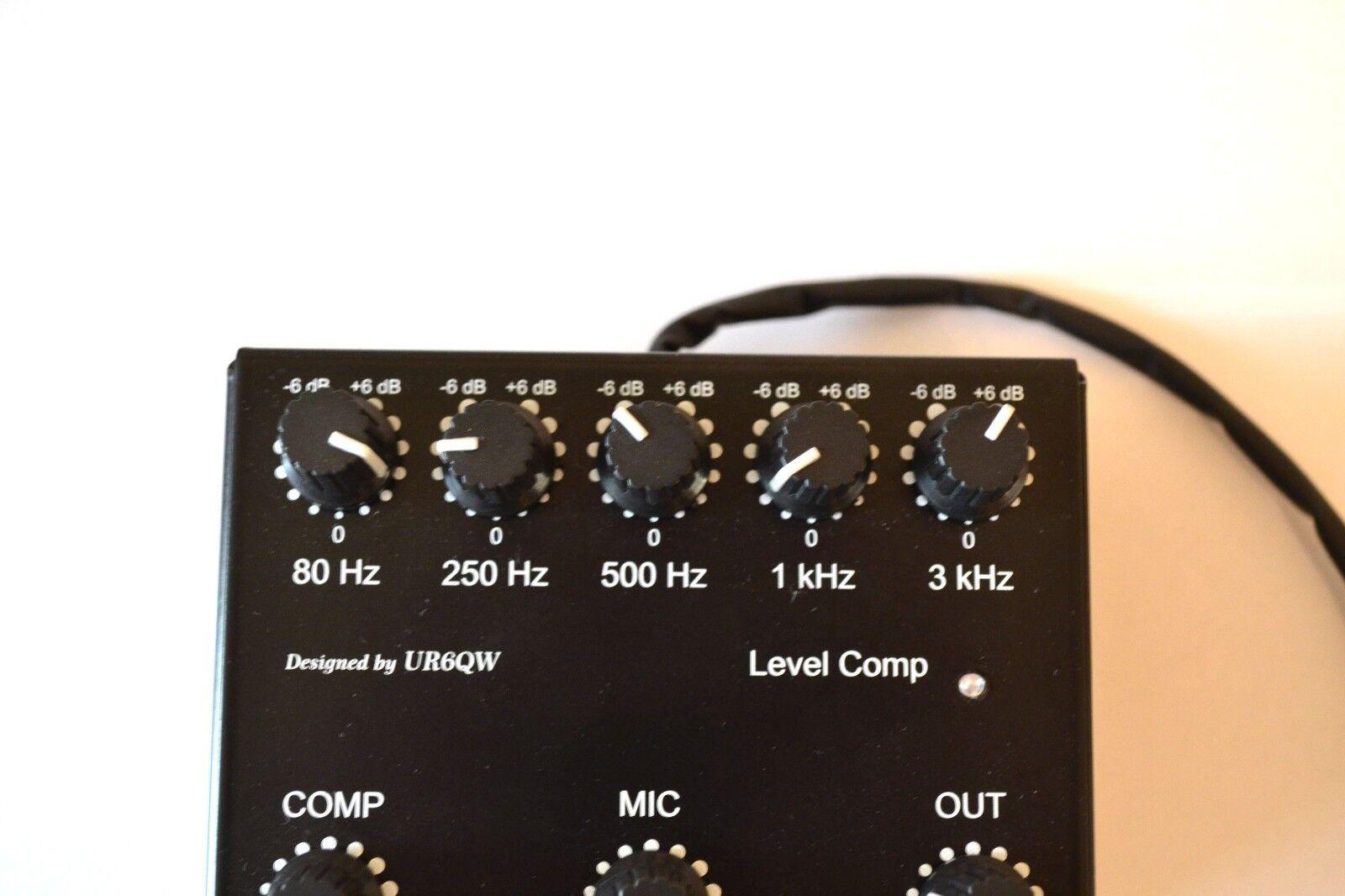 Equalizer Compressor KENWOOD TS-450 TS-850 TS-950 TS-870 TS-2000 TS