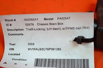 VW B6 Passat OEM Can-Bus Gateway Control Module 3C0 907 530C For Sale