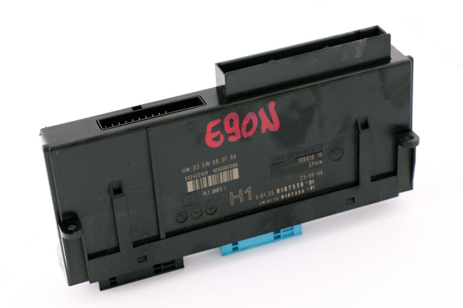 BMW 1 Series E87 LCI ECU Body Control Module Unit 61359226331 9226331