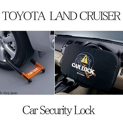 TOYOTA Genuine LAND CRUISER LC200 URJ202 Security Car Lock