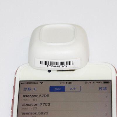 Bluetooth4 0 BLE Beacon with iBeacon & Eddystone Tech 3years