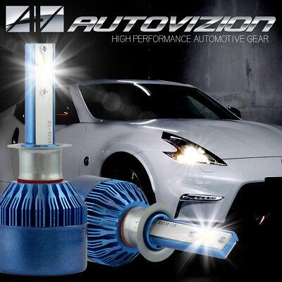 LED Light Bulb Protekz Conversion Kit H1 H11 9005 6000K for 2002-2006 Acura RSX