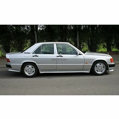 Mercedes Benz W201 190 AMG Style Side Skirts Aprons Trims
