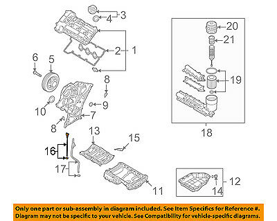 hyundai oem 06 10 sonata engine oil fluid dipstick 266113c100 for sale Subaru Baja Engine Diagram $20 27