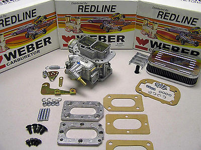 Weber 38/38 Performance conversion kit fits Datsun 510 610