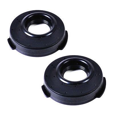 2 PCS VCT Solenoid Seal Filler Gasket in Valve Cover 3L3Z6C535AA Fit