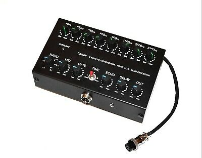 Ranger RCI 2950 2970 2995 CB radio 8 Band Microphone Sound