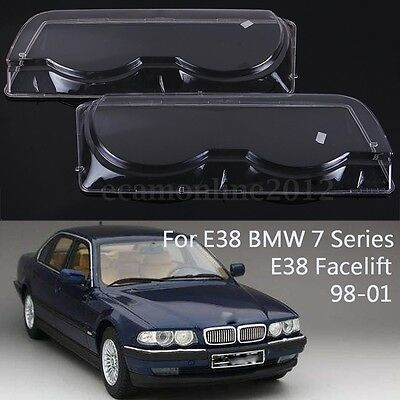 e38 facelift headlight removal