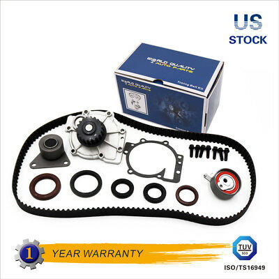 Timing Belt Water Pump Kit for 98-09 Volvo C70 S40 S60 S70