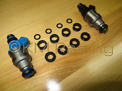 Fuel Injector Seal / O-Ring Kit for DSM Blue & Black Top 450cc Fuel