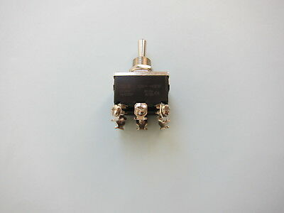 Lowrider Hydraulics Toggle Switch 6 prongs,(on)-off-(on), 4
