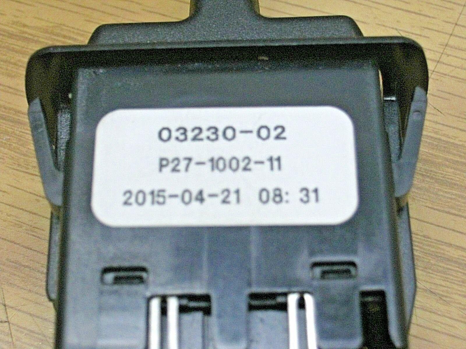 NEW PACCAR OEM - KENWORTH CRUISE CONTROL ROCKER SWITCH p//n