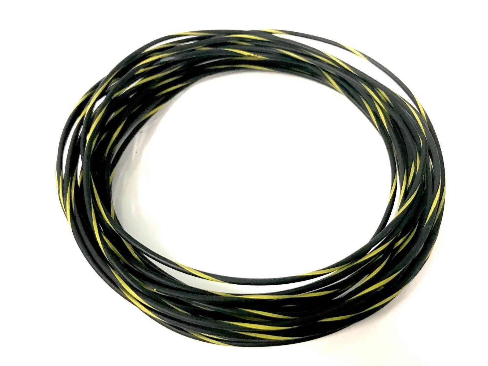 Reel Of 500 Feet Automotive Wire 18 Awg High Temp Txl Wire Black W