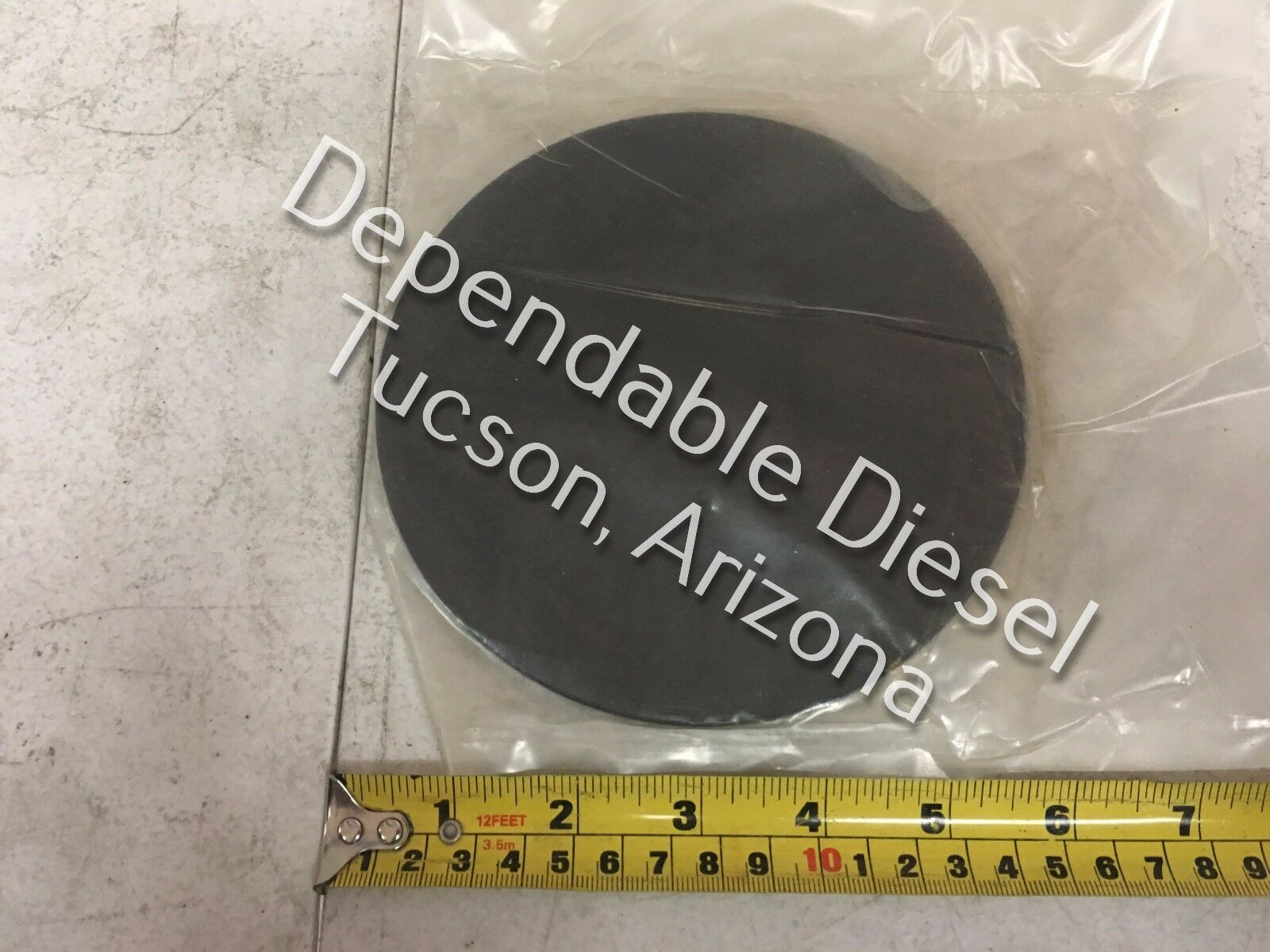 Water Pump Cover for Detroit Diesel 14L Series 60 PAI P/N 681868 Ref