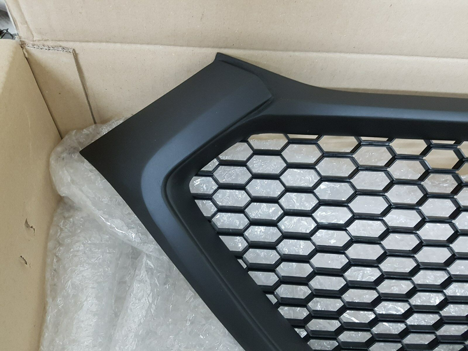 M&S Front Hood Radiator Grille UNPainted For 2016 2017