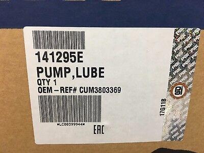 Oil Pump for a Cummins N14  Excel # 141295E Ref# 3803369