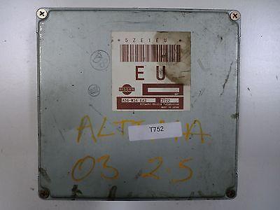 A56-W34 EA2 | NISSAN / INFINITI OEM ENGINE CONTROL MODULE