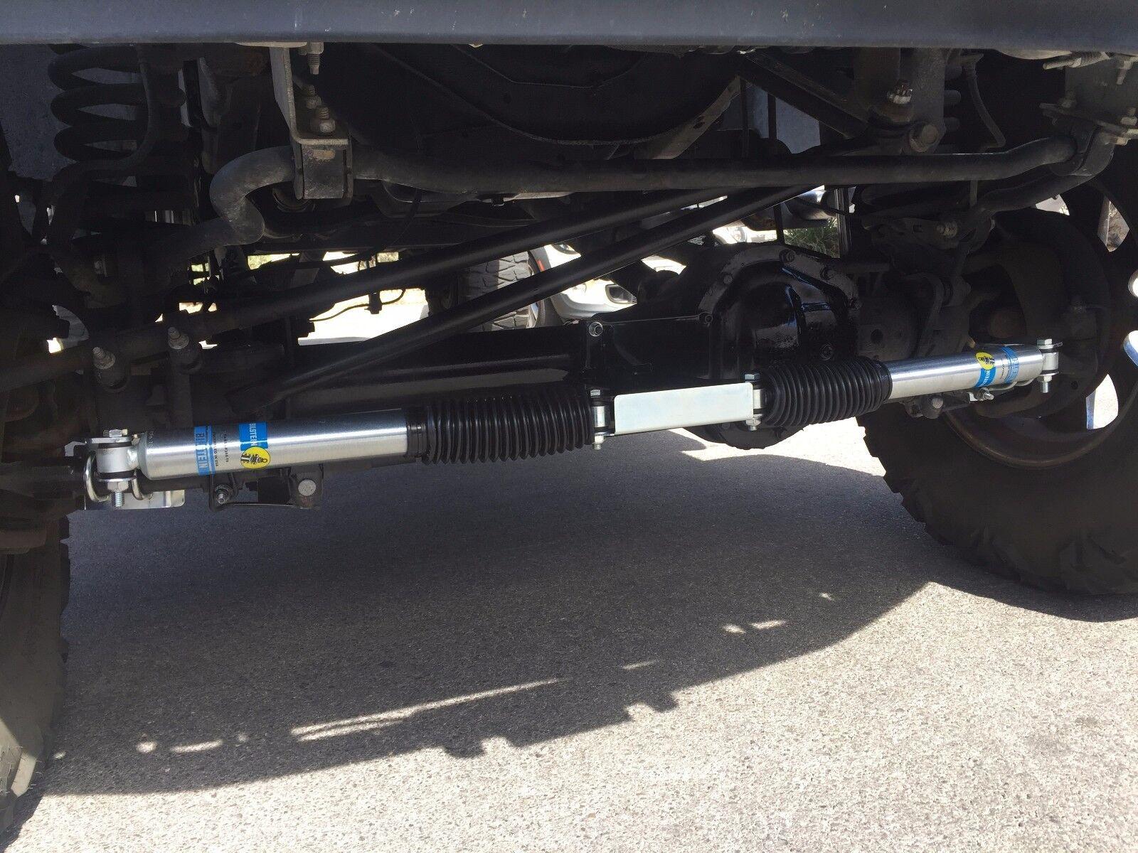 Bilstein 5100 Dual Steering Stabilizer Kit for 05-19 Ford