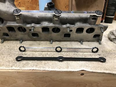 Repair OM642 Kit Intake Manifold Runner Connecting Rods Set For Mercedes 3.0L V6