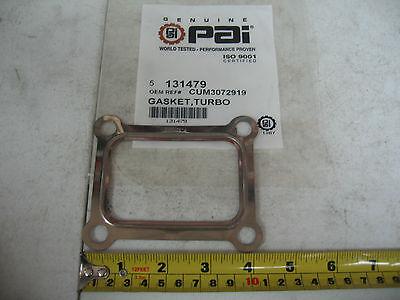 Turbo Mounting Gasket for Cummins L10, M11, & ISM  PAI P/N