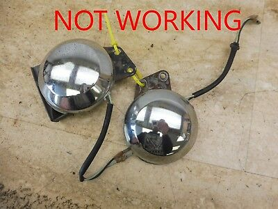 1969-76 Honda CB750 CB 750 Four H1604' horn parts NOT