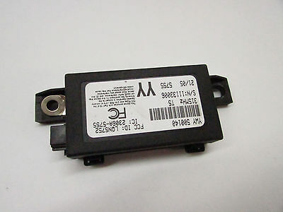 2006 LAND ROVER LR3 ANTI THEFT LOCKING ECU MODULE YWY 500140 OEM 05