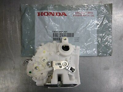 72650-SWA-A01 NEW Power Door Lock Actuators Latch Rear Left RL For Honda