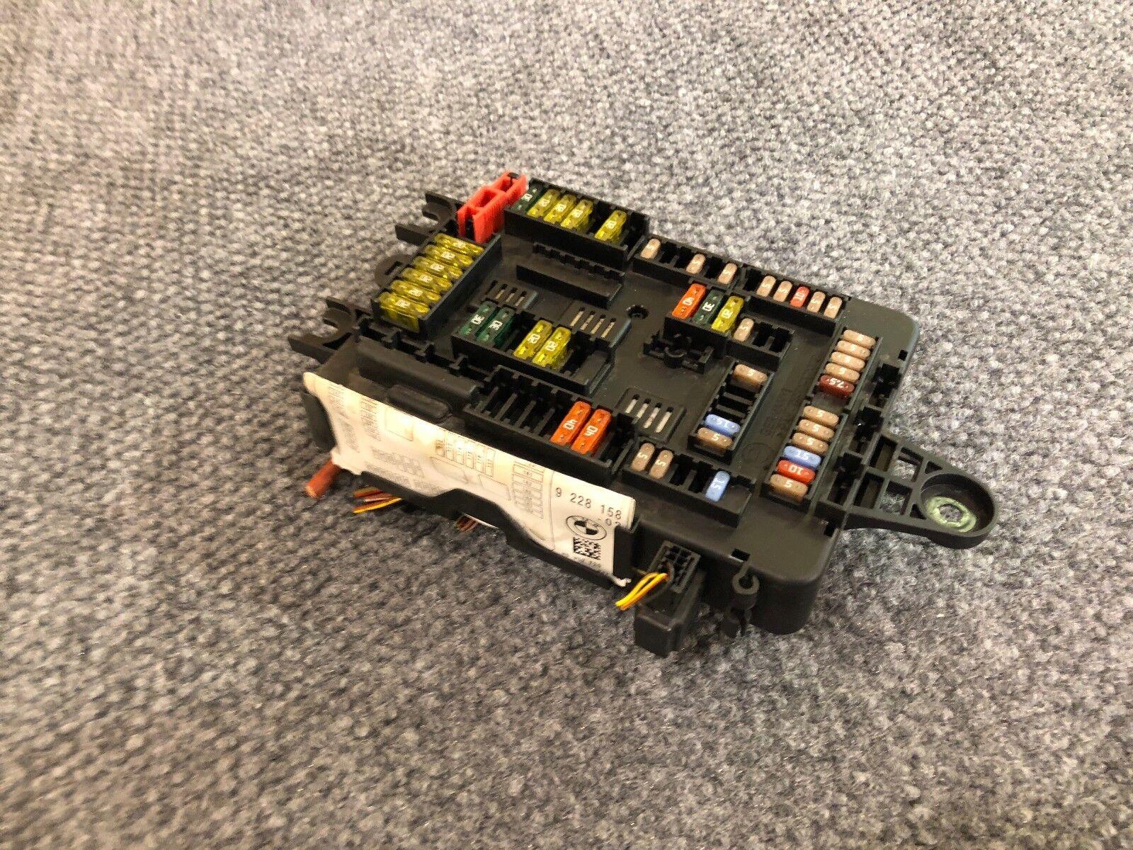 Bmw F32 F30 335i 328i 12 17 Fuse Box Module Relay Oem For Sale