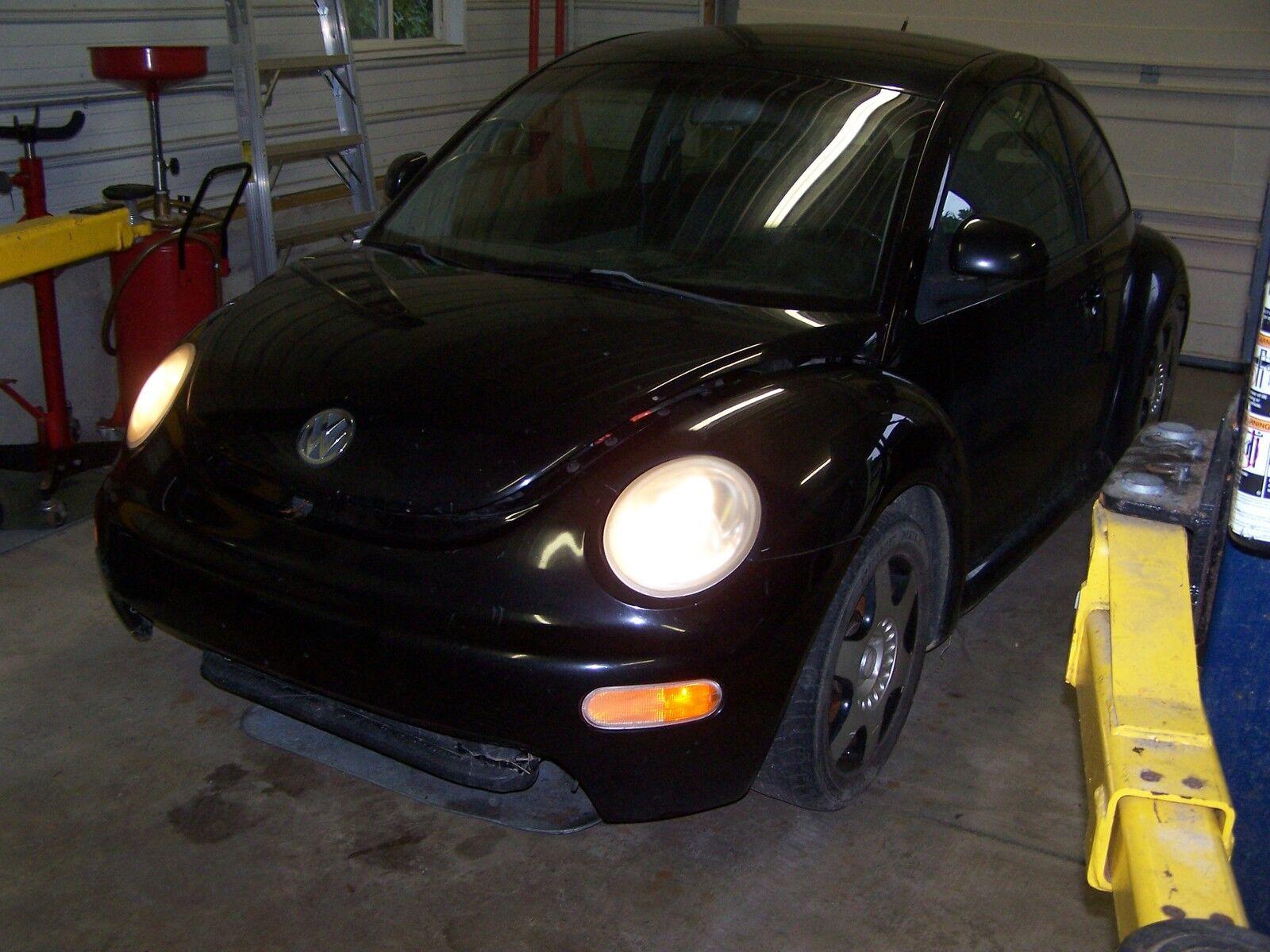Beetle Vw 1998 98 99 00 01 02 03 04 05 Front Left Bumper Shock Volkswagen Door Wiring Harness Bracket Mount For Sale