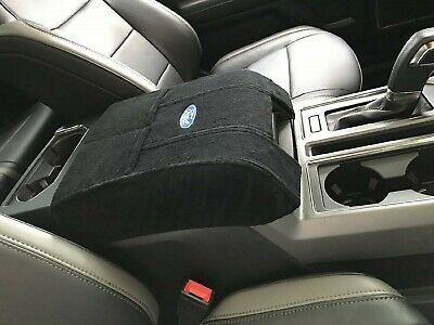 KAMUCOBB05-09 Konsole Armour Black Console Cover for Mustang Cobra Seat Armour