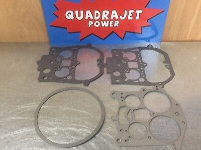 Quadrajet Premium Rebuild Kit  Chevrolet 69-72, Chevy GMC 68