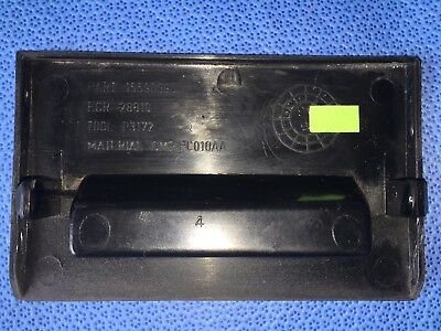 88 94 gmc chevy truck fuse box cover 93 92 tahoe suburban grey for sale rh restomods com 2009 GMC Sierra Fuse Box Diagram 1989 GMC Sierra Fuse Box Diagram