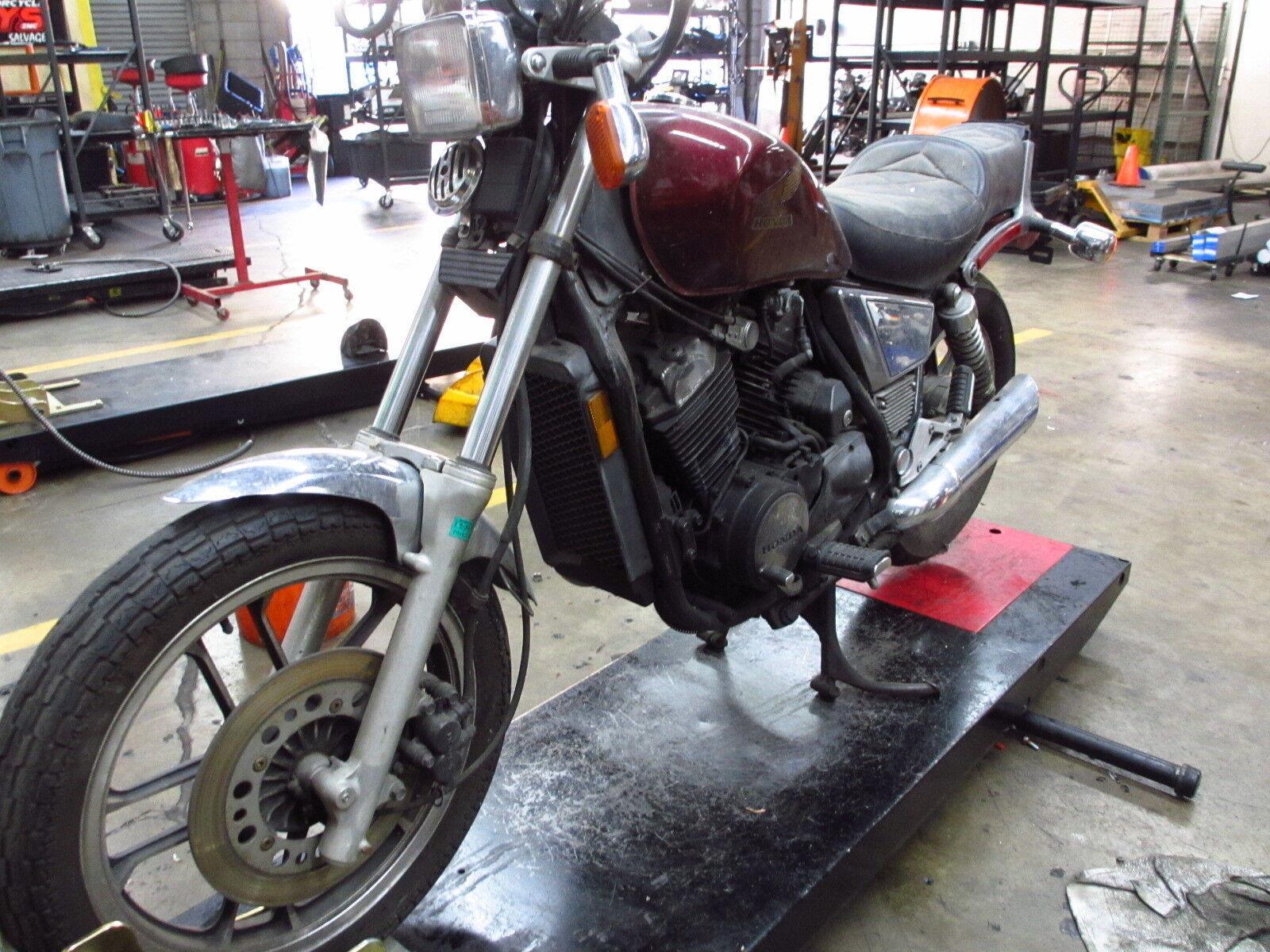 1983 83 84 Honda Shadow 500 Vt500c Oil Pressure Sensor Oem Works For Motorcycle Parts Sale