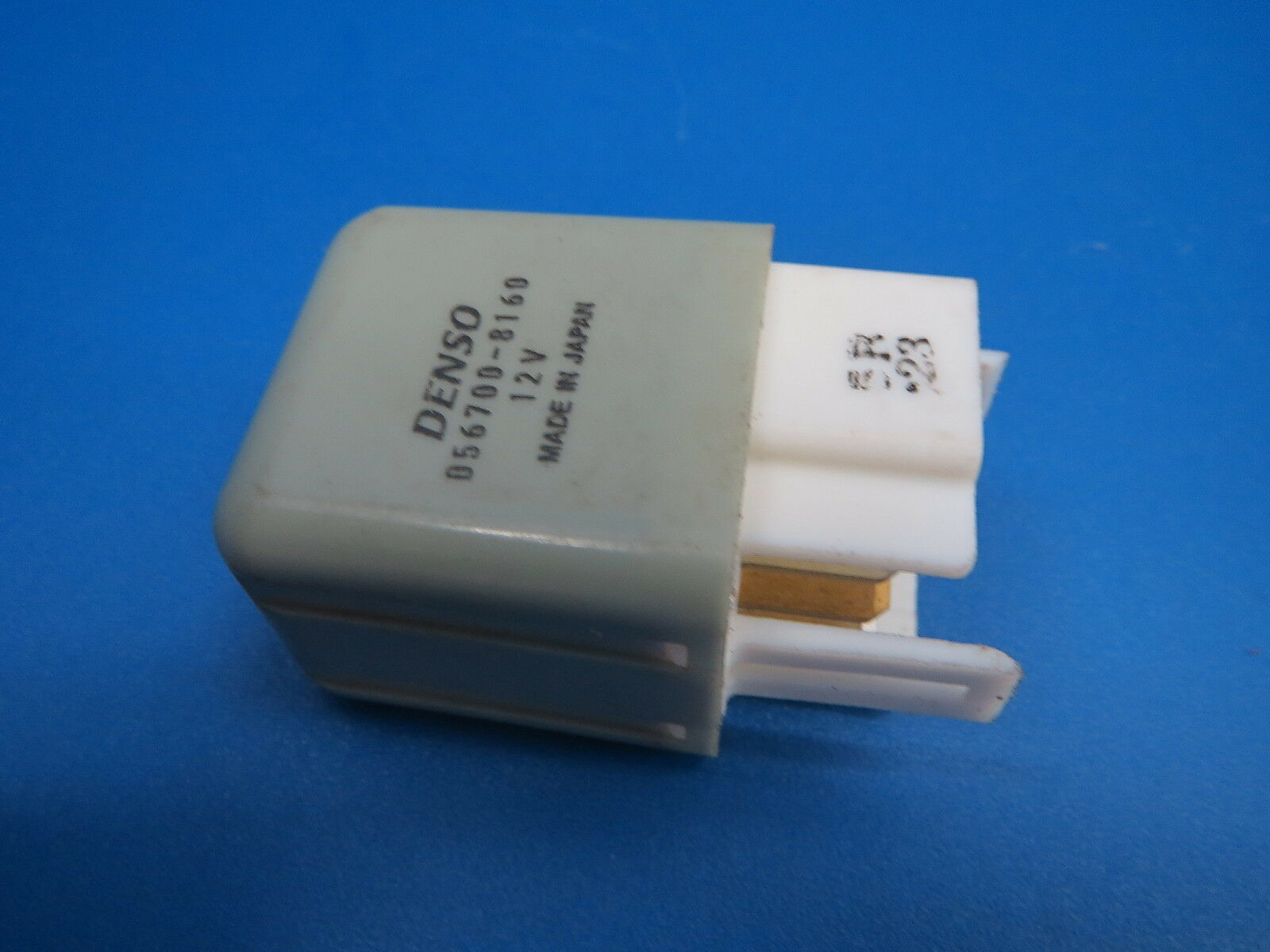 Fuse Box Relay Denso 056700 8160 12v Gray Made In Japan B3 For Sale Adapter