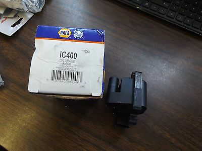 1 NEW NAPA IC400 IGNITION COIL *MAKE OFFER* For Sale