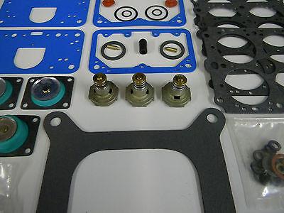 Holley AED QFT CCS 4150A Carburetor Rebuild Kit Double