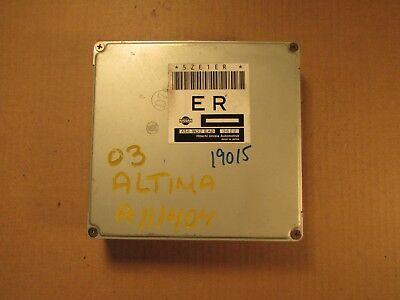 NISSAN ALTIMA ECU ECM COMPUTER A56-W32 EA0 For Sale