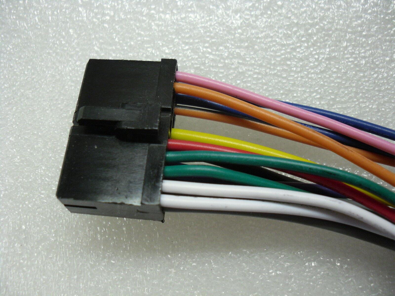 Kenwood Kvt 516 Wiring Diagram Kenwood Wiring Harness Diagram Jensen