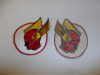b4487 WW 2 US Army Air Force 327 Fighter Squadron Patch