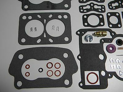 1955 -1969 CARB KIT ROCHESTER 2 BARREL CHEVY & CHEVY/GMC