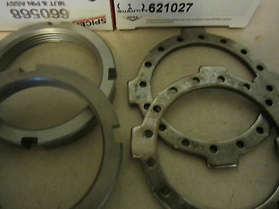 Dana 60 Spindle Nut Kit Chevy Ford GMC Dodge Dana 50 Ford