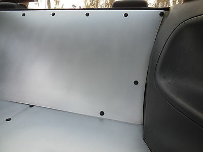 S13 240SX LHD 89-94 COUPE ONLY LRB Speed Aluminum Rear Parcel Shelf Fits