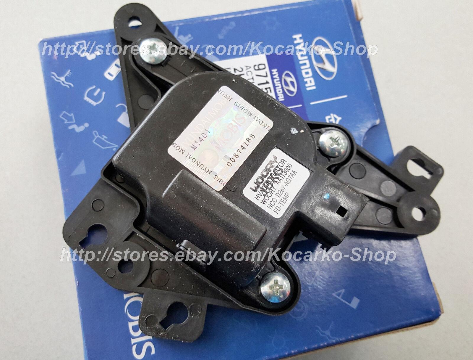 Temperature Door Hvac Actuator For Hyundai I30 Elantra Gt 07 12 Circuit Breaker Labels Ebay 09 Sale