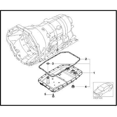 Genuine Bmw Exchange 6 Speed Gearbox 23001222697
